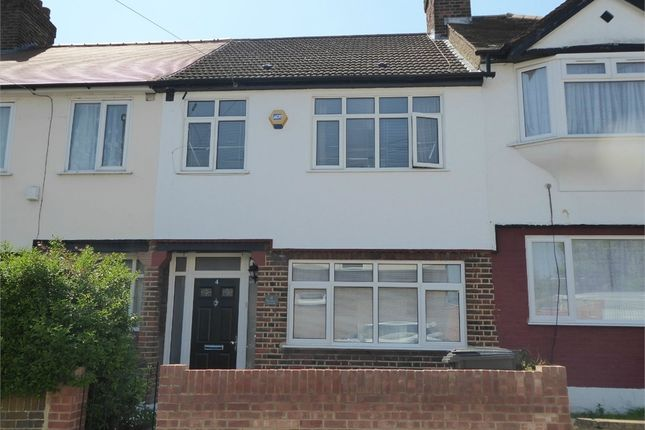 Thumbnail Terraced house to rent in Brooklyn Avenue, London