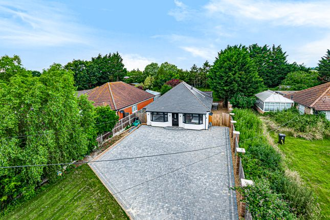 Thumbnail Detached bungalow for sale in St. John's Road, St. Osyth, Colchester, Essex