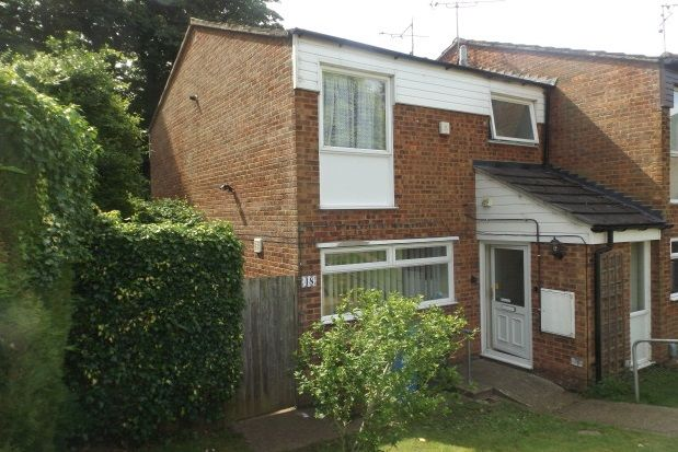 Thumbnail Property to rent in Briarhayes Close, Ipswich
