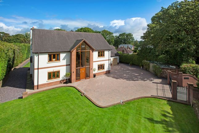 Thumbnail Detached house for sale in West Hill, Ottery St. Mary