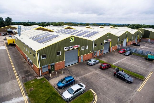 Thumbnail Industrial to let in Unit P Riverside Industrial Estate, Fazeley, Tamworth