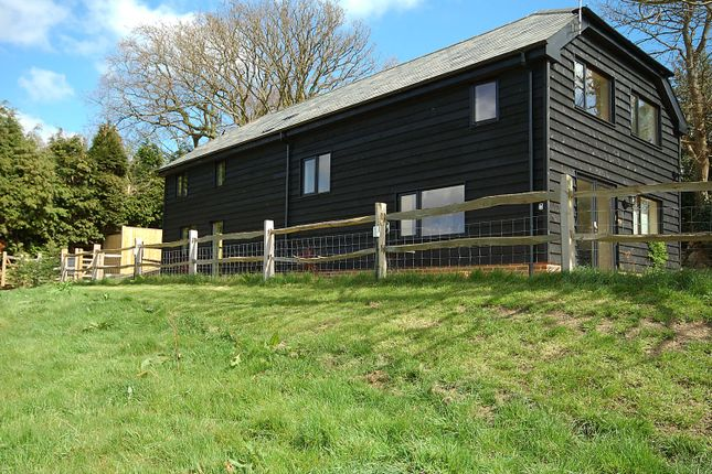 Thumbnail Barn conversion to rent in Boars Head, Crowborough, East Sussex