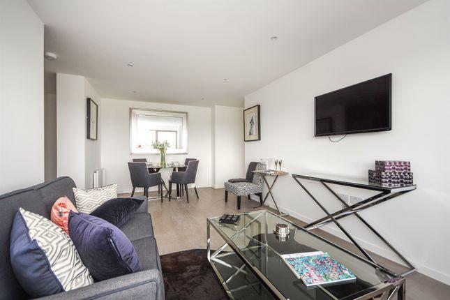 Thumbnail Flat for sale in Regent House, Hubert Road, Brentwood