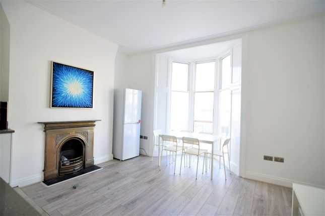 Thumbnail Maisonette to rent in Western Road, Hove