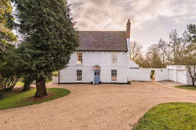 Thumbnail Detached house to rent in High Road, Upper Gatton, Reigate, Surrey