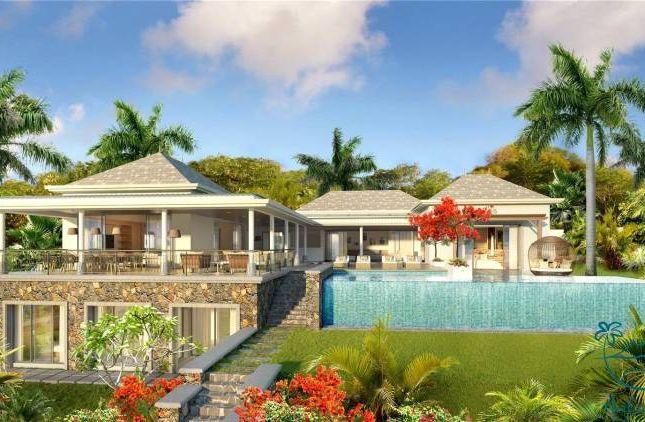 Thumbnail Villa for sale in Les Hauts, Villas, Baie Du Cap, Mauritius, Savanne District, Mauritius
