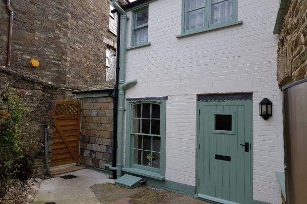 Thumbnail Property to rent in Barn Street, Liskeard