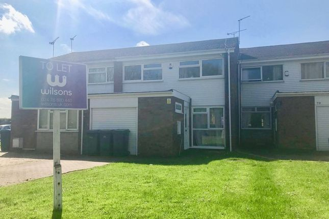 Thumbnail Terraced house to rent in Alfriston Road, Coventry