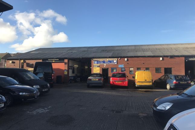 Thumbnail Commercial property for sale in Cocker Trading Estate, Cocker Street, Blackpool
