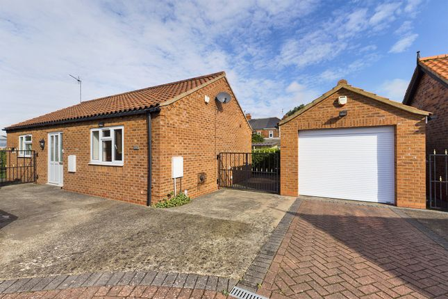 2 bed bungalow for sale in St. Peter's Orchard, Barton-Upon-Humber, North Lincolnshire DN18