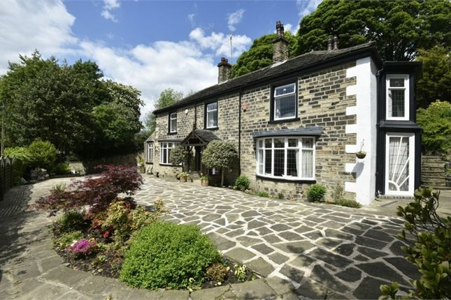 Thumbnail Detached house for sale in Off Huddersfield Road, Mirfield, West Yorkshire