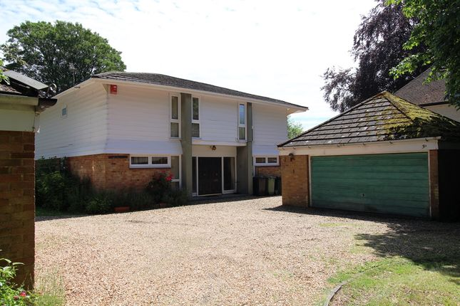 Thumbnail Detached house for sale in Crossborough Hill, Basingstoke