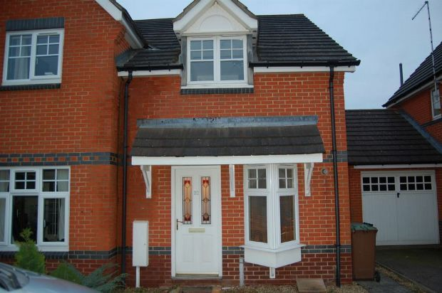 Thumbnail Semi-detached house to rent in Harrow Lane, Daventry, Northants