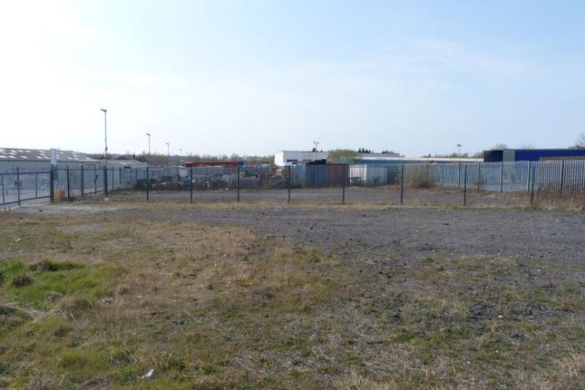 Thumbnail Land to let in Compound, 1A, City Park Trading Estate, Fenton