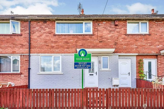 3 bed terraced house to rent in Meadow View, Carlisle CA1