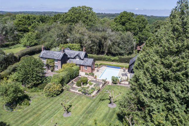 Thumbnail Cottage for sale in Bisterne Close, Burley, Ringwood