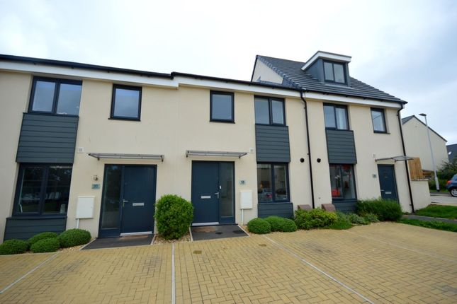 Thumbnail Terraced house for sale in Bethany Gardens, Plymouth
