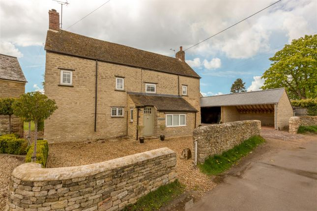 3 bed detached house for sale in The Lane, Fritwell, Bicester OX27