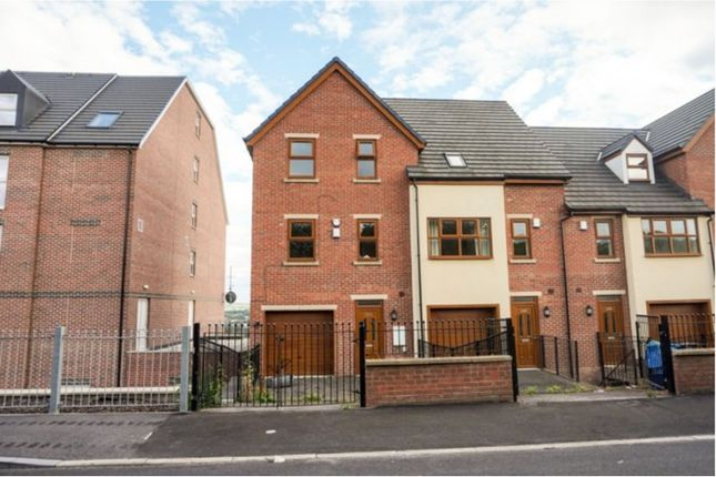 Thumbnail End terrace house to rent in Grimesthorpe Road, Sheffield