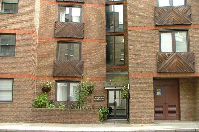Thumbnail Flat to rent in Aldersgate Court, 30 Bartholomew Close, London