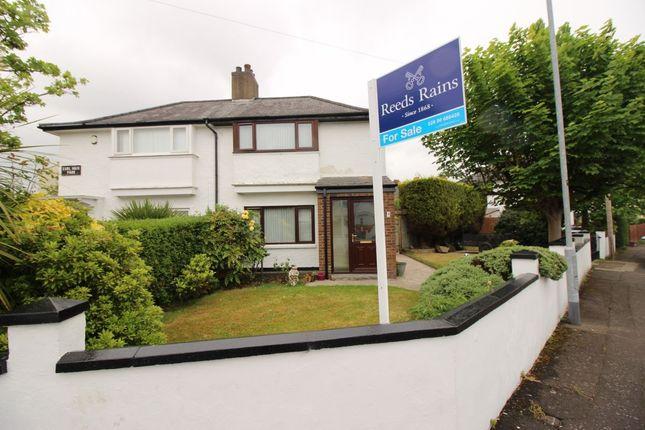 Thumbnail Semi-detached house for sale in Earl Haig Park, Ravenhill, Belfast