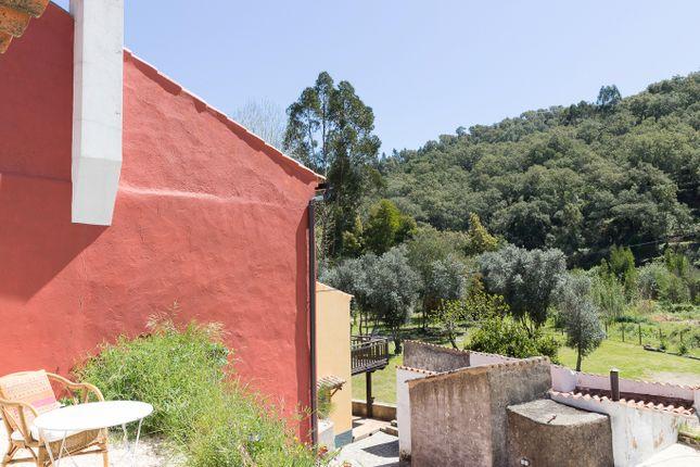 Kitchen Terrace of Alferce, Monchique, Portugal