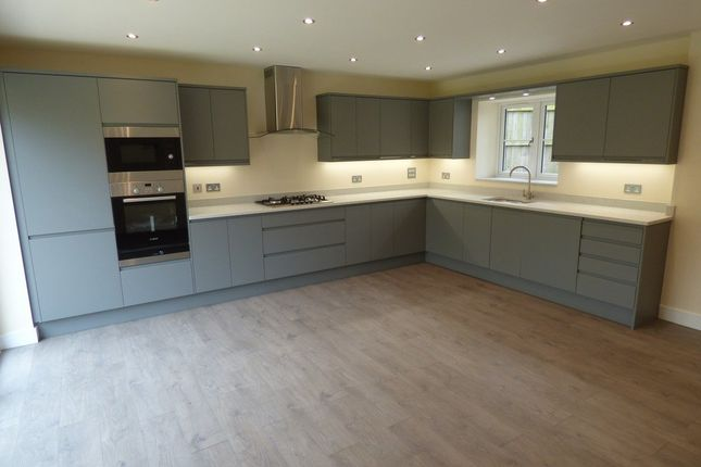 Detached house for sale in Goose Green, Frampton Cotterell, Bristol