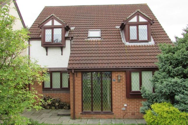 Thumbnail Detached house to rent in Peel Hill, Blackpool, Lancashire