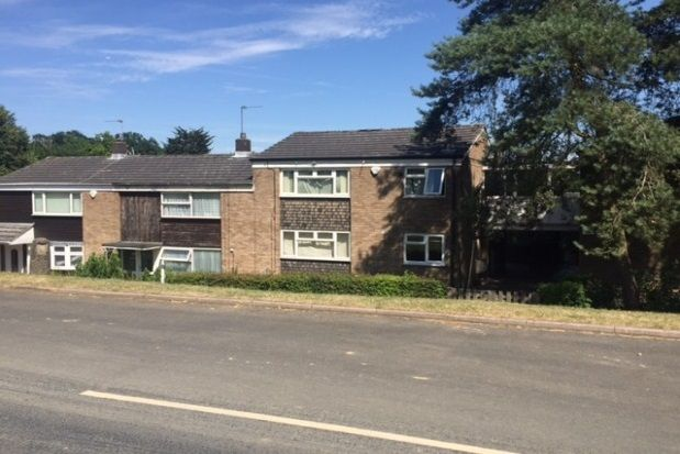 Thumbnail Flat to rent in Meredith Road, Stevenage