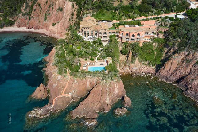 Thumbnail Villa for sale in Theoule Sur Mer, Cannes Area, French Riviera