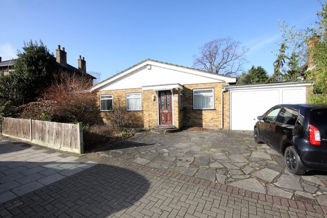 Thumbnail Detached bungalow for sale in Gravel Road, Bromley