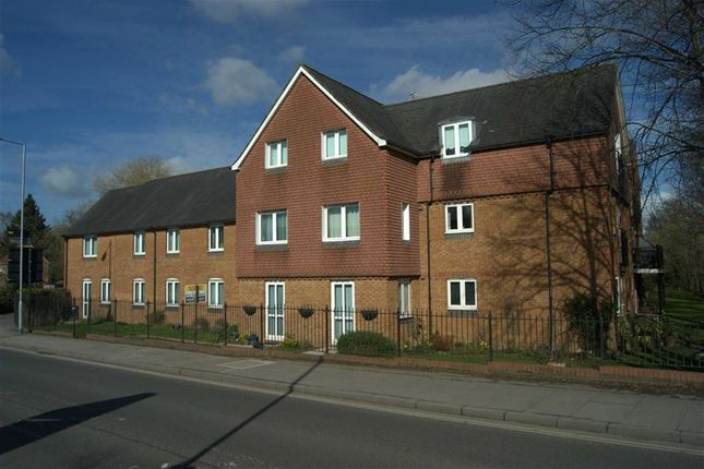 Thumbnail Flat for sale in Churchill Court, Marlborough, Wiltshire