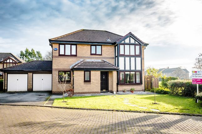 Thumbnail Detached house for sale in Brecon Avenue, Lindley, Huddersfield