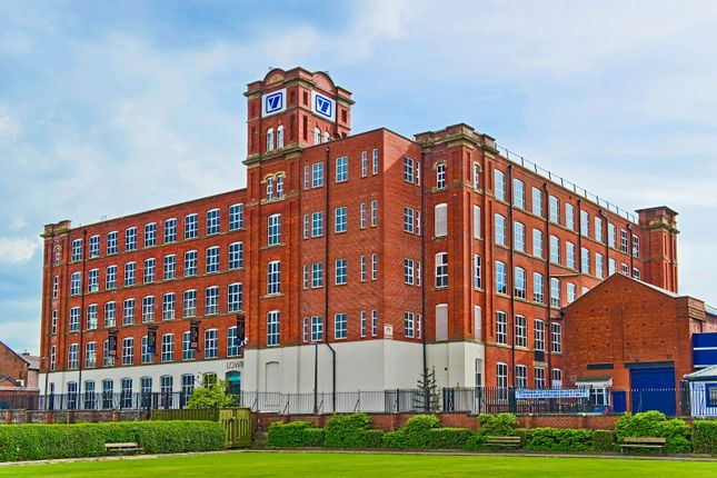 Office to let in Lowry Mill, Lees Street, Swinton, Manchester