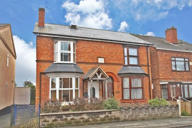 3 bed semi-detached house for sale in Stoke Road, Aston Fields, Bromsgrove