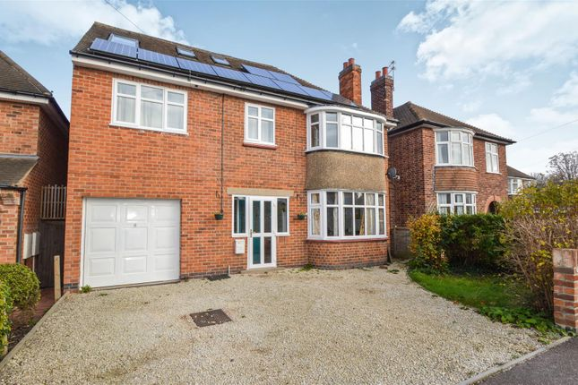 Thumbnail Detached house for sale in Beacon Drive, Loughborough