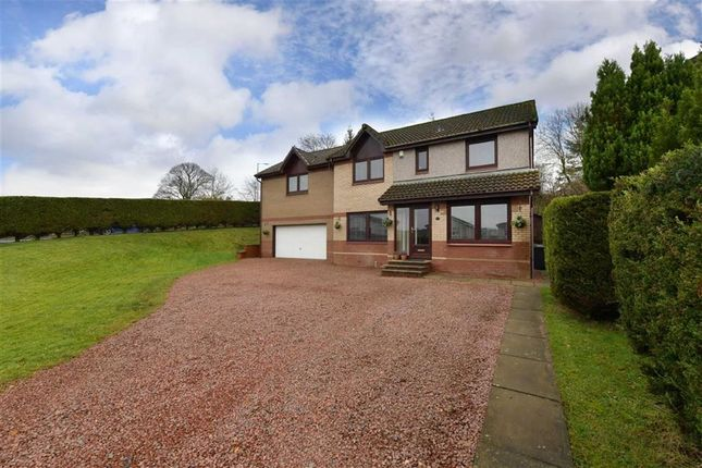 Thumbnail Detached house for sale in Mayfield Drive, Howwood, Johnstone