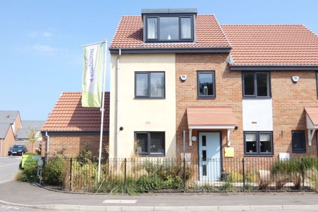 Thumbnail Semi-detached house to rent in Lyons Way, South Shields