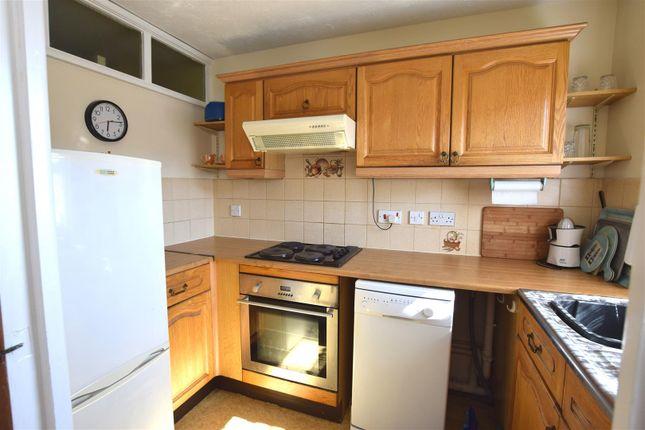 Kitchen of Portland Close, Chadwell Heath, Romford RM6