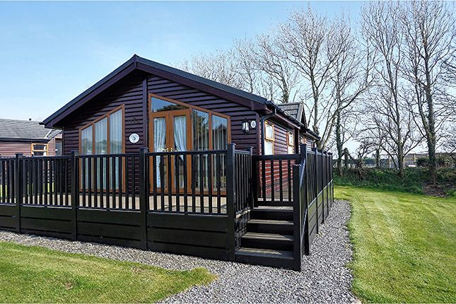 3 bed lodge for sale in Killigarth, Looe