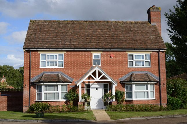 Thumbnail Detached house for sale in Upper Bucklebury, Reading, Berkshire