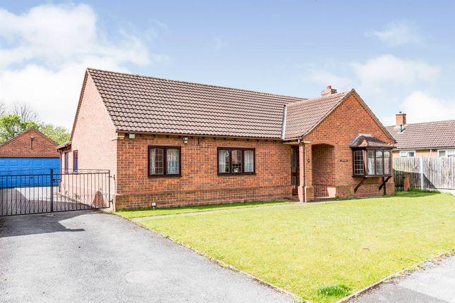 Thumbnail Detached bungalow for sale in Noon Croft, Alrewas, Burton-On-Trent