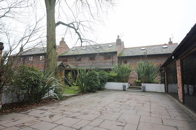 Thumbnail Detached house for sale in Doe Park Courtyard, School Lane, Woolton, Liverpool