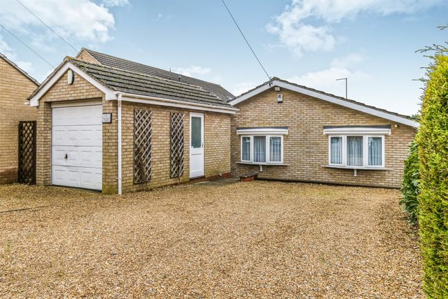 Thumbnail Detached bungalow for sale in Queen Eleanor Road, Geddington, Kettering