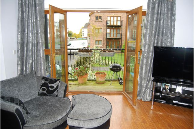 Balcony of Silverwood Green, Lurgan BT66