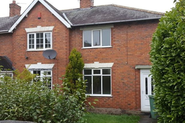 2 bed end terrace house to rent in Botany Road, Walsall