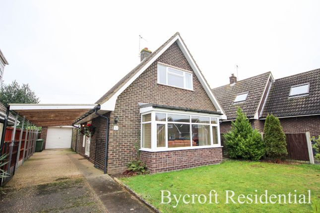 Thumbnail Detached house for sale in Royden Way, Fleggburgh, Great Yarmouth