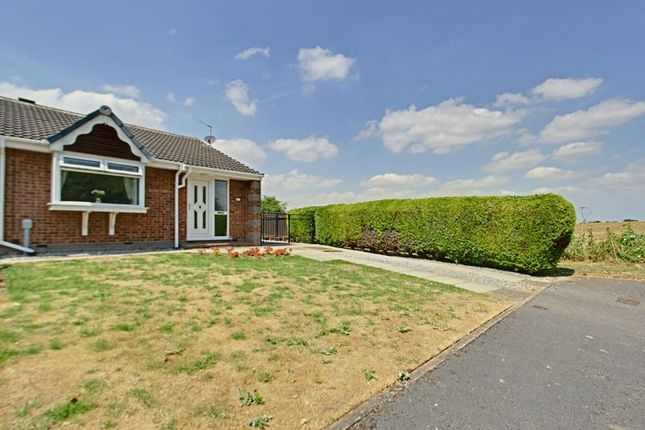 Thumbnail Semi-detached bungalow for sale in Farrand Road, Hedon, Hull