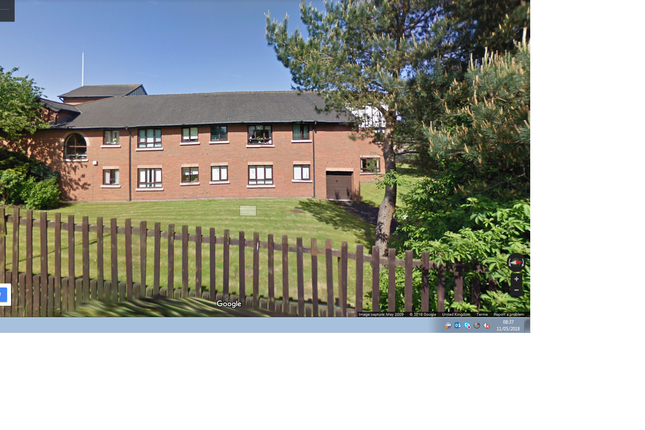 Thumbnail Flat to rent in Robinwood Lodge, Castleton Crescent, Glossop