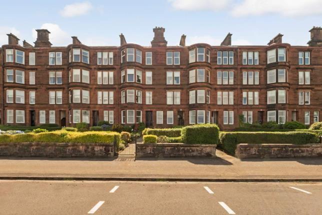 Flat for sale in Sandringham Terrace, Greenock, Inverclyde